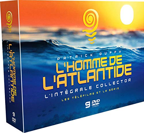 L'Homme de L'Atlantide - Intégrale Série TV & TV Films Edition Collector et Limitée [Édition Collector]
