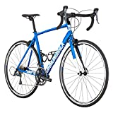 Diamondback Bicycles Diamondback Century Sport Road Bicycle 56cm Frame/Blue, 56 cm/Large