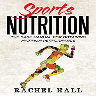 Sports Nutrition  cover art
