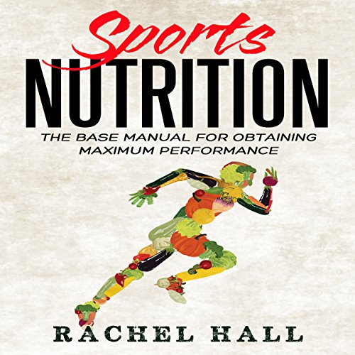 Sports Nutrition audiobook cover art