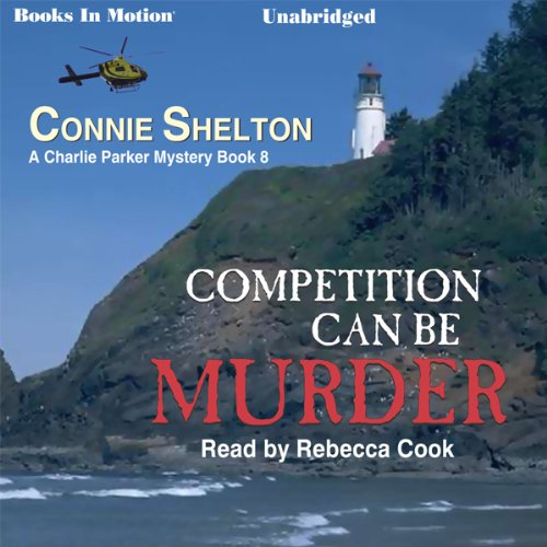 Competition Can Be Murder audiobook cover art