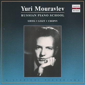 Russian Piano School: Yuri Mouravlev