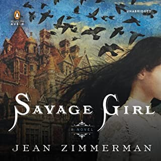 Savage Girl audiobook cover art
