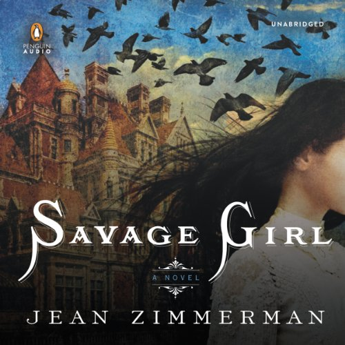 Savage Girl audiobook cover art