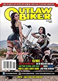 Outlaw Biker Magazine Issue 215