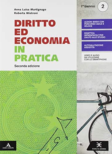 Diritto ed economia in pratica. Per gli Ist. professionali. Con e-book. Con espansione online (Vol. 2)