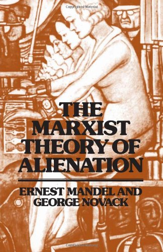 The Marxist Theory of Alienation