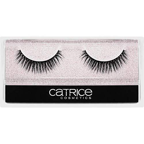 Catrice Cosmetics Limited Edition Tenderlash 3D False Lashes Nr. C05 Sultry Inhalt: 1 Paar künstliche Wimpern und Kleber 1ml - Wimpern