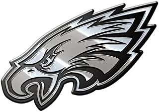 Philadelphia Eagles Heavy-Duty Metal Auto Emblem