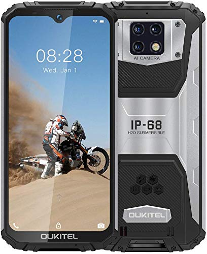 Oukitel WP6 Outdoor Smartphone Ohne Vertrag