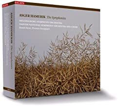 asger hamerik symphonies