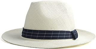 LiWen Zheng 2019 Panama Sun Hat Summer Ladies Hat, Men's Straw Hat Beach Hat, UV Protection Cap,