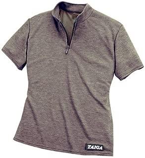 TAIGA Polartec PowerDry - Quick Dry Polo T-Shirt, Women's. MADE IN CANADA