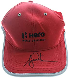 Tiger Woods Autographed Signed Hero World Challenge Nike Golf Hat - JSA Certified Authentic