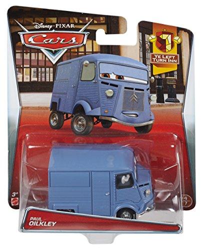 Paul Oilkley vehicule Cars Disney Mattel Ye Left Turn Inn