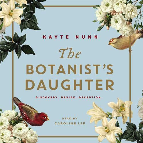 Couverture de The Botanist's Daughter