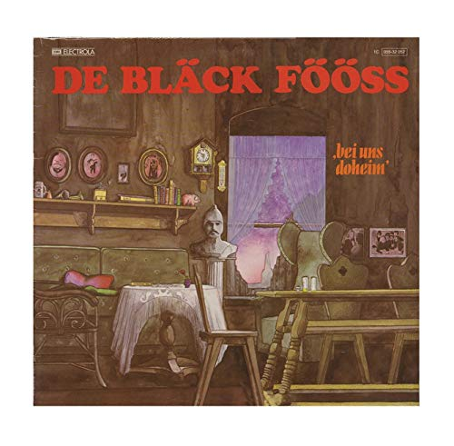 Bei uns doheim (1977) / Vinyl record [Vinyl-LP]