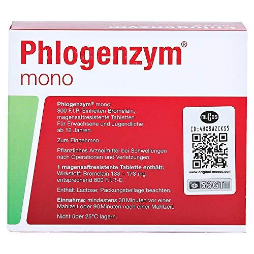 Phlogenzym mono, 100 St. Tabletten