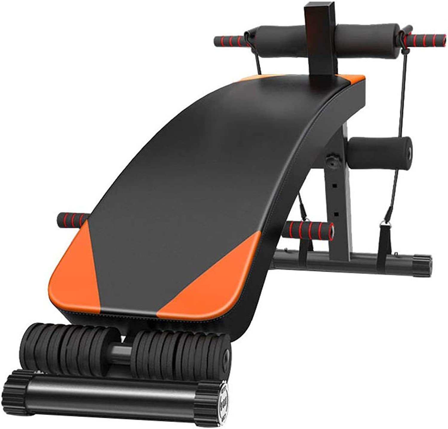SitUp Board Adjustable Bench Foldable Suitable for Use in Homes and Offices Safer Training Safe LoadBearing 150kg