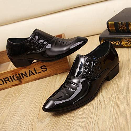 LOVDRAM Chaussures en Cuir pour Hommes Chaussures pour Hommes Nouveau Chaussures Habillées pour Hommes Chaussures Mode Casual Chaussures pour Hommes