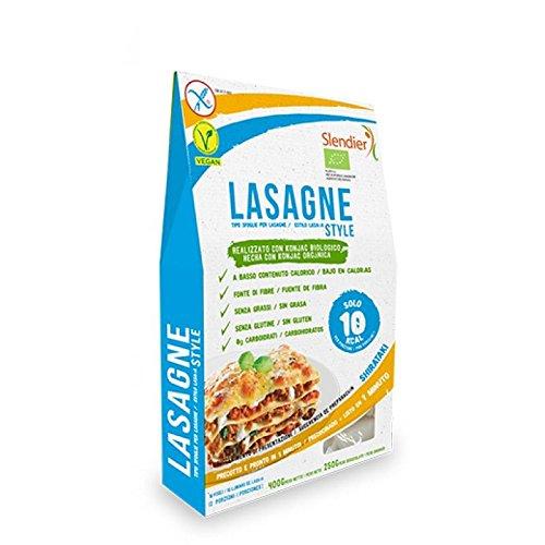 Il Fior Di Loto Slendier Shirataki Lasagne Bio 250 G SCADENZA 12/2015