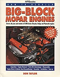 mopar engine book