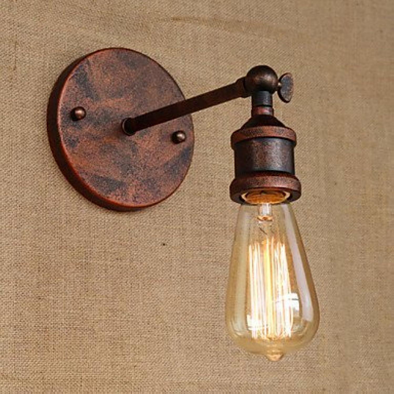 BJYG USA Bar Cafe Restaurant Nacht minimalistischen Flur Eisen Eisen Wandlampe, 220V