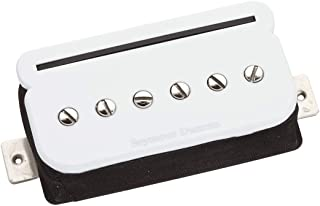 Seymour Duncan SHPR-1b P-Rails - Bridge Pickup, White