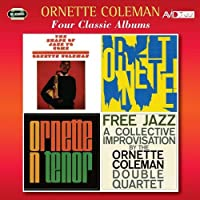COLEMAN - FOUR CLASSIC ALBUMS