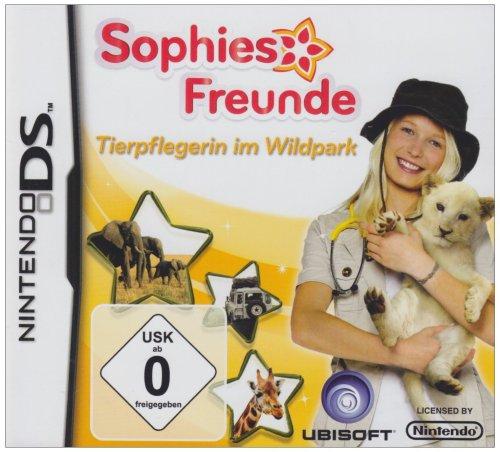 Sophies Freunde - Tierpflegerin im Wildpark [import allemand]
