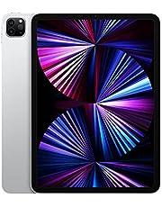 2021 Apple iPad Pro (11-tums, med Wi‑Fi, 128GB) - silver (tredje generationen)