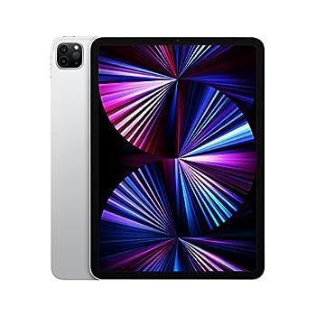 2021 Apple 11-inch iPad Pro  Wi‑Fi 128GB  - Silver