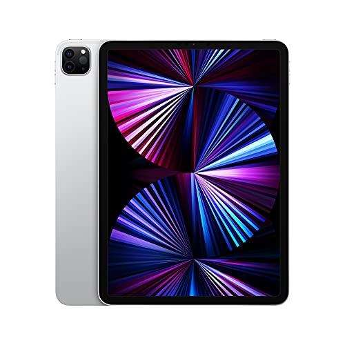 2021 Apple iPadPro (de 11Pulgadas, con Wi-Fi, 256GB) - Plata (3.ªgeneración)