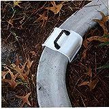 Paleta de hormigón de plástico con herramientas herramienta de moldeo manija Camino de bricolaje bordillo bordeadora paisaje Frontera ribete Smoothing edificio blanco