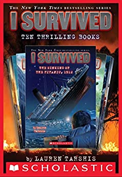I Survived: Ten Thrilling Books (Ten-Book Set) by [Lauren Tarshis]