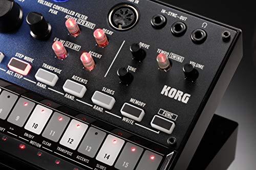 Korg Volca NuBass Vacuum Tube Bass Synth