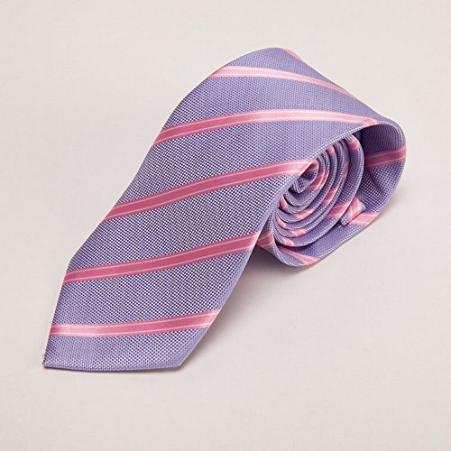 ZBPD Herren Hochzeits Krawatte Business Krawatte Polyester Krawatte,F,145 * 8 * 3.5CM