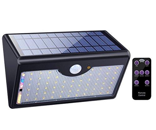 Lampe solaire ECHTPower 60 LEDs + Télécommande