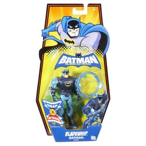 Mattel - Batman and the Bold - Bladewhip - Batman Figur