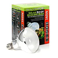 Provides strong amounts of UVA, UVB, visible light and heat in a single lamp The Solar D3 is ideal for tropical and desert reptile's species Easy to install in seconds within a ES fitting or reflector Contributes towards the overall health and wellbe...