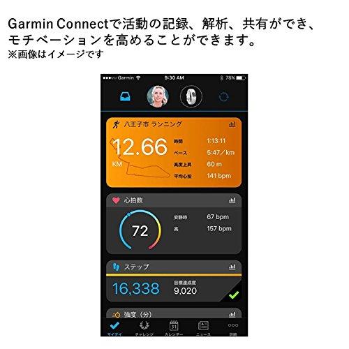 GARMIN(ガーミン)アクティブトラッカー活動量計vivofit4Blackレギュラーサイズ歩数防水【日本正規版】