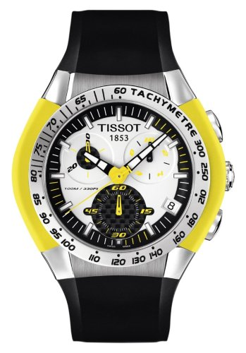 Tissot Herrenuhr T-Tracx Collection T0104171703103