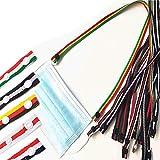 Liuxinkj Cordón de Longitud Ajustable, Extensor de cordón, Cuerda a Prueba de Viento, cómoda protecc...