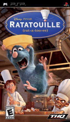 Ratatouille - Sony PSP by THQ