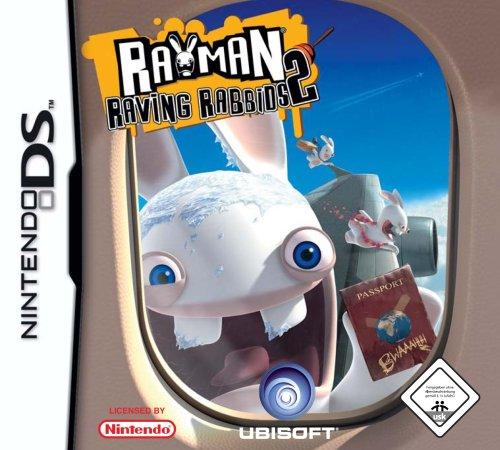 Ubisoft Rayman Raving Rabbids 2 Nintendo DS - Juego (DEU)