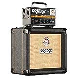 Amplis guitare électrique ORANGE MICRO DARK TERROR + PPC108 BLACK Têtes à lampes