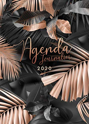 Exdi Orph/ée Agenda Semainier Civil 16x16cm format noir ann/ée 2019 couverture