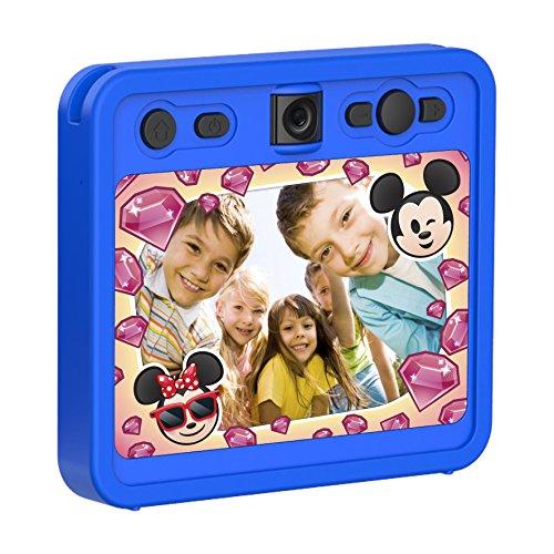 Disney Cámara Emoji, Color Azul (Cefa Tronic 112)