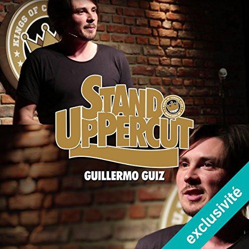 Stand UpPercut : Guillermo Guiz Titelbild