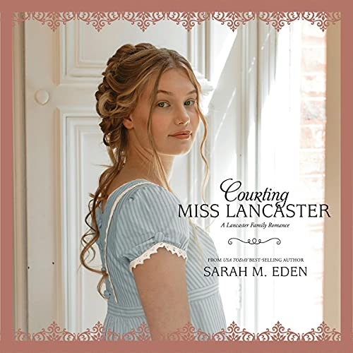 Courting Miss Lancaster cover art